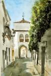 Obras de arte: Europa : España : Extremadura_Badajoz : Oliva_de_la_Frontera : Zafra