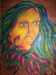 Obras de arte: America : Argentina : Buenos_Aires : ituzaingo : Flor De Ceibo (Anahí) I