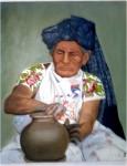 Obras de arte: America : México : Yucatan : ciudad_de_merida : Artesana