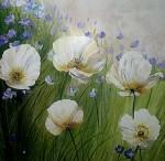 """Obras de arte: America : Argentina : Mendoza : lujan_de_cuyo : """"Fantasía Floral"""""""