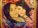 Obras de arte: America : Chile : Valparaiso : Valparaíso : las hermanas