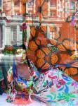 Obras de arte: Europa : Suecia : Stockholms : Estocolmo : MARIPOSAS EN LONDRES (SERIE FOTO-ART)