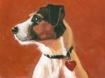Obras de arte: Europa : España : Valencia : Benetusser : Corazón canino