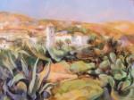 Obras de arte: Europa : España : Canarias_Las_Palmas : Puerto_del_Rosario : Pitera y tunera de Betancuria en movimiento