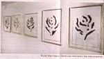 Obras de arte: America : Colombia : Santander_colombia : Bucaramanga : OFRENDA  DE ROSAS