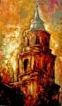 Obras de arte: Europa : España : Navarra : tudela : torre de Alfaro