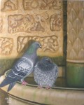 Obras de arte: Africa : Marruecos : Tanger-Tetouan : tetuan : la pareja