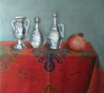 Obras de arte: Africa : Marruecos : Tanger-Tetouan : tetuan : cerámica antigua