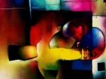 Obras de arte: America : México : Mexico_Distrito-Federal : Xochimilco : Gesto