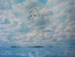 Obras de arte: Europa : España : Comunidad_Valenciana_Castellón : castellon_ciudad : Carmen entre las nubes