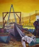 Obras de arte: America : Chile : Antofagasta : antofa : Astillero