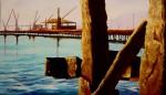 Obras de arte: America : Chile : Antofagasta : antofa : Desde el muelle