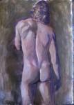 Obras de arte: Europa : España : Valencia : Benetusser : Desnudo 3