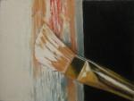 Obras de arte: Europa : España : Valencia : Benetusser : Pintando