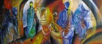 Obras de arte: Europa : Portugal : Leiria : Caldas_Rainha : Mundo global