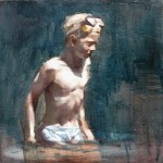 Obras de arte: Europa : España : Madrid : Madrid_ciudad : Niño albino