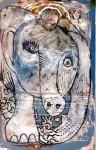 Obras de arte: Europa : Espa�a : Andaluc�a_Granada : Orgiva : Elefante