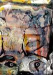 Obras de arte: Europa : Espa�a : Andaluc�a_Granada : Orgiva : Las puertas de la percepcion