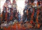 Obras de arte: Europa : Espa�a : Andaluc�a_Granada : Orgiva : El valle de las relikias