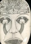 Obras de arte: Europa : Espa�a : Andaluc�a_Granada : Orgiva : El bibliotecario