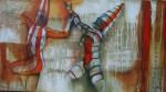 Obras de arte: America : Chile : Region_Metropolitana-Santiago : Las_Condes : espiritus de la patagonia  kokleten