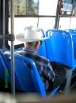 Obras de arte: America : México : Nuevo_Leon : Monterrey : en el camion.....