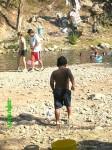 Obras de arte: America : México : Nuevo_Leon : Monterrey : gordito en el rio...