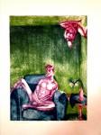 Obras de arte: Europa : España : Murcia : Torre_Pacheco : En la intimidad