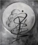 Obras de arte: Europa : España : Catalunya_Girona : arbucies : Sensaciones ante la luna
