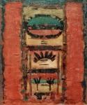 Obras de arte: America : Argentina : Buenos_Aires : CABA : Desierto rojo