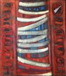 Obras de arte: America : Argentina : Buenos_Aires : CABA : El espectador