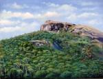 Obras de arte: America : Brasil : Rio_de_Janeiro : Niterói : Piedra Cantagalo