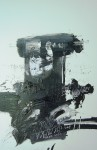 Obras de arte: America : Argentina : Buenos_Aires : Lomas_de_Zamora : Negro encierro