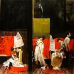 Obras de arte: America : Argentina : Buenos_Aires : Ciudad_de_Buenos_Aires : Tres mujeres y un Varon ll