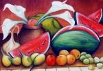 Obras de arte: America : México : Tlaxcala : Tlax : Las Sandias