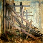 Obras de arte: Europa : España : Navarra : tudela : estructura