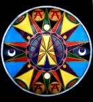 Obras de arte: America : Argentina : Buenos_Aires : Capital_Federal : Mandala 14 puntas