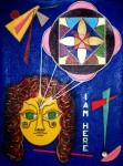 Obras de arte: America : Argentina : Buenos_Aires : Capital_Federal : Pensamiento forma