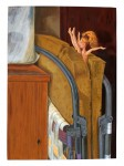 Obras de arte: America : Cuba : Santiago_de_Cuba : Stgo_ciudad : Faena para un abdomen monocultural.