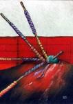 Obras de arte: America : México : Tlaxcala : Tlax : El segundo par