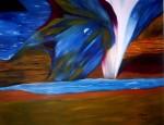 Obras de arte: America : Colombia : Distrito_Capital_de-Bogota : Bogota : EN LAS AGUAS