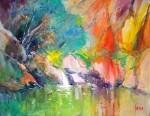 Obras de arte: Europa : España : Islas_Baleares : palma_de_mallorca :  El torrente de Viniaraix