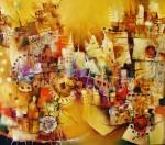 Obras de arte: America : Argentina : Buenos_Aires : ADROGUE : Arenas del Tiempo