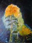 Obras de arte: America : Chile : Bio-Bio : Concepción : Flor Amarilla Luminosa