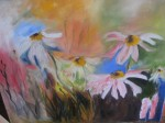 Obras de arte: America : Chile : Bio-Bio : Concepción : Jardín en flores