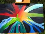 Obras de arte: America : Chile : Bio-Bio : Concepción : pétalos Vibracionales