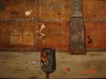Obras de arte: Europa : España : Madrid : fuenlabrada : Composición ferrea