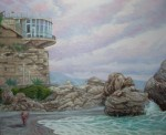 Obras de arte: Europa : España : Andalucía_Granada : almunecar : balcon de europa99