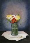 Obras de arte: America : Argentina : Buenos_Aires : san_antonio_de_areco : Flores multicolores