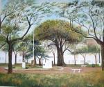 Obras de arte: America : Argentina : Buenos_Aires : san_antonio_de_areco : Plaza Belgrano
